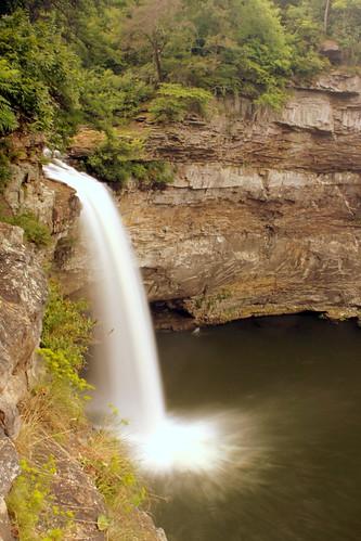 waterfall al alabama lookoutmountain desotofalls littleriver dekalbcounty desotofallsstatepark bmok top20of2013