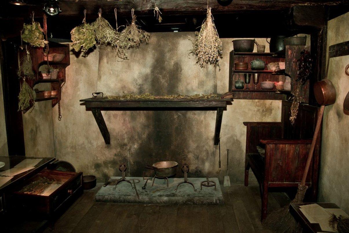 11. Detalle del museo de las brujas de Zugarramurdi. Autor, Jesús Reinoso