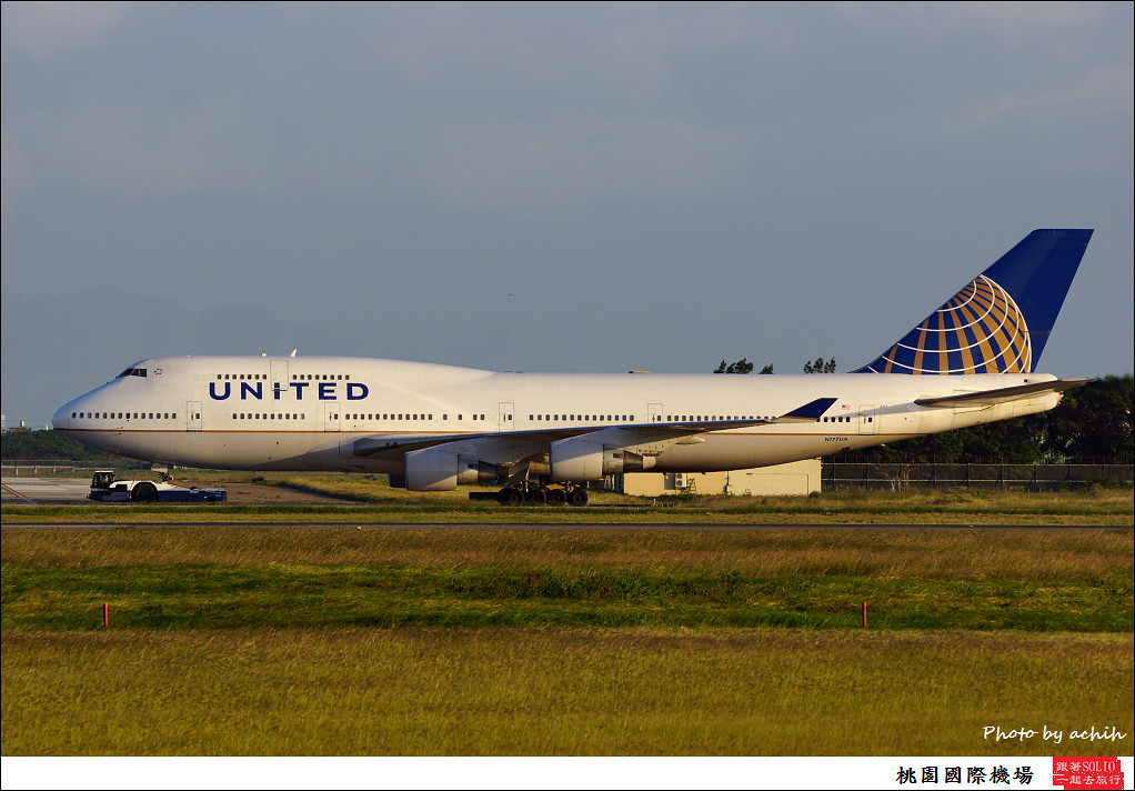 United Airlines N177UA-001