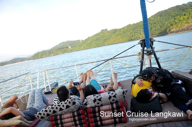 Sunset Cruise Langkawi 11