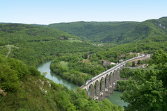 Lyria viaduct de Cize