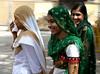 Girls at Hawa Mahal