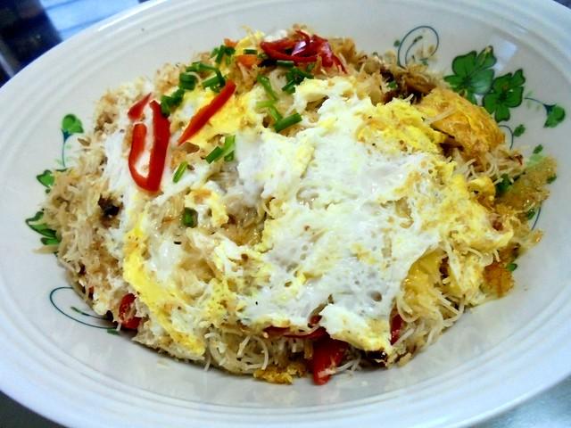 STP's fried belacan bihun 1