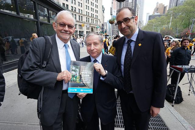 Global Road Safety Week, New York