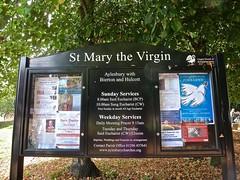 Aylesbury, St Mary The Virgin