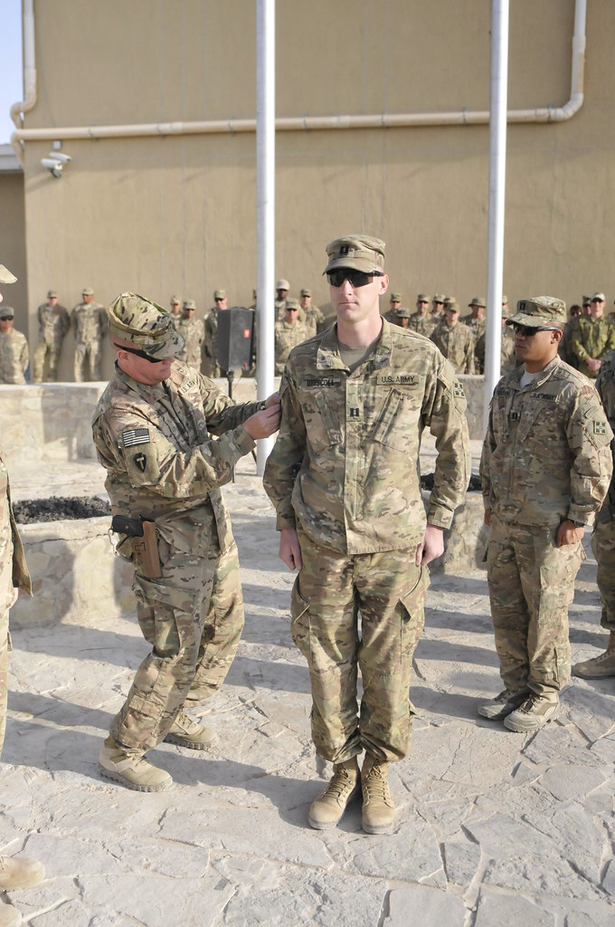 Combat Patches Awarded to Combat Engineers | Soldiers of the