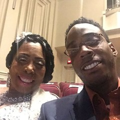 @faharrafvision and the Legendary Toni Green Here at the 21st Annual Stone Awards Memphis Tennessee!  #FFVWORK #TEAMLOVE  IG, @faharrafvision Twitter, @faharrafvision FB, Fa-Harra F. Vision Snapchat, Fa-Harra #SonofAAG  #iVDFAM #FFV #memphisgoldanddiamond