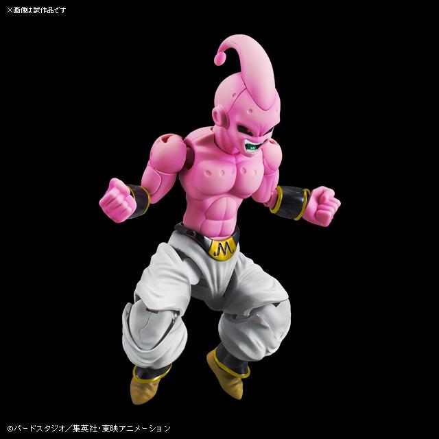 充滿破壞衝動的超戰士!Figure-rise Standard 魔人ブウ(純粋)
