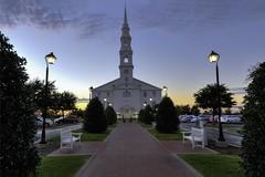 Patty and Bo Pilgrim Chapel