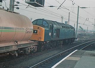 40152 Warrington Bank Quay 5th April 1984.