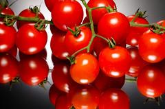 Mirrored Tomato's