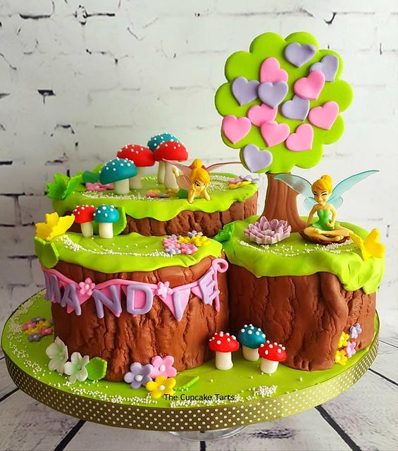 Cake by The Cupcake Tarts