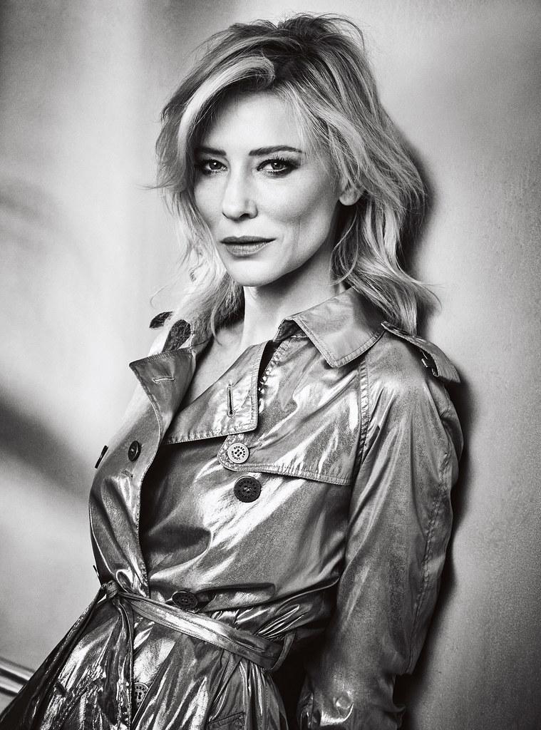 Кейт Бланшетт — Фотосессия для «GQ» 2015 – 5