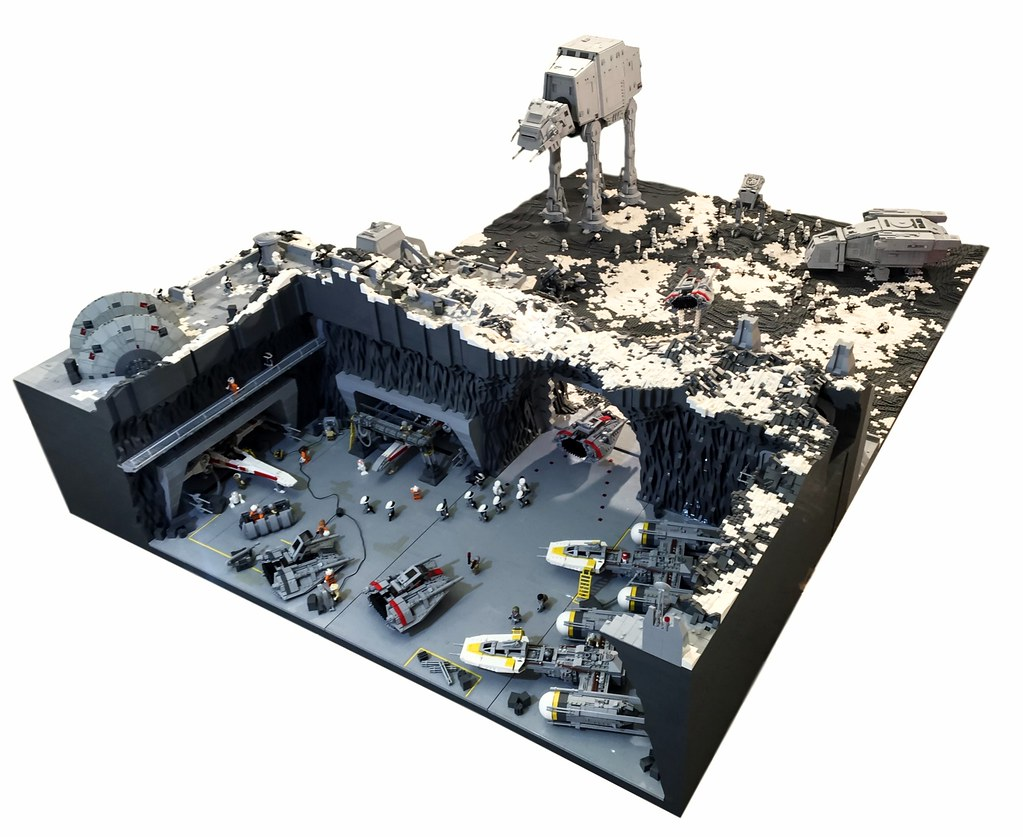 Star Wars - Battle on Rhen Var (Battlefront I&2)