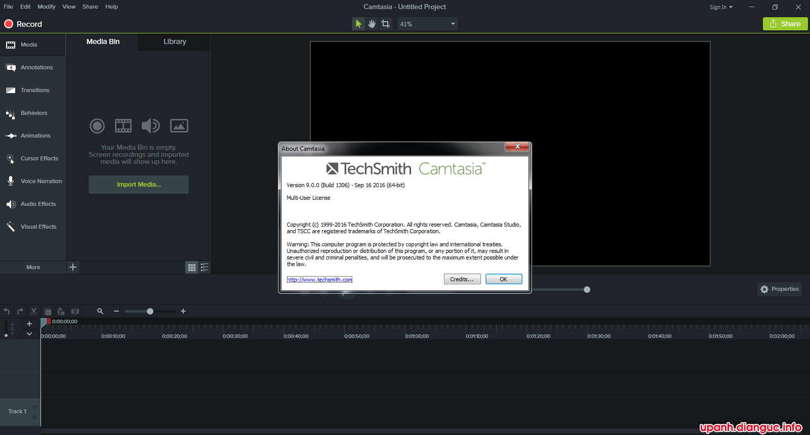 Download Camtasia Studio 9 Full Crack – Phần mềm biên tập video chuyên nghiệp