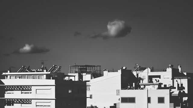 rooftop, Nikon D5100, AF-S DX VR Zoom-Nikkor 55-200mm f/4-5.6G IF-ED