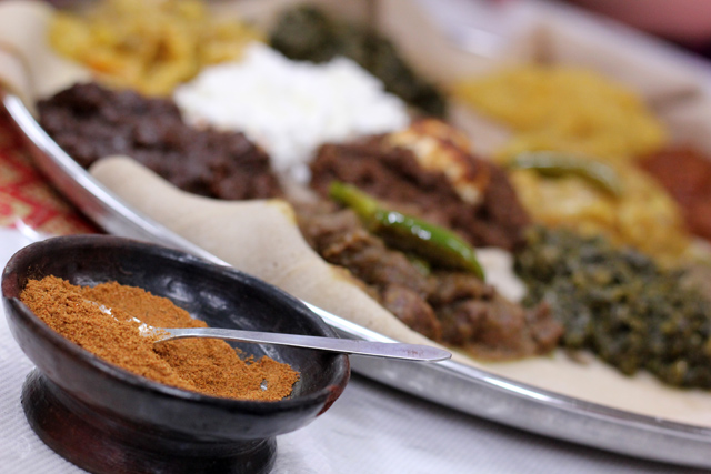 Authentic ethiopian food in phoenix ethiopian famous for Authentic ethiopian cuisine