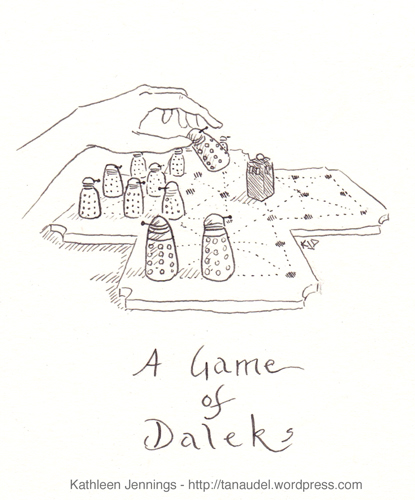 A Game of Daleks