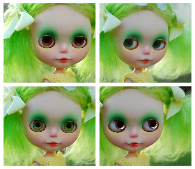 LilyBean's Eyes