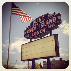 flint original coney island