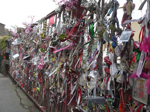 Cross Bones Graveyard Memorial, Borough
