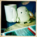 Small photo of Adipose + Mug