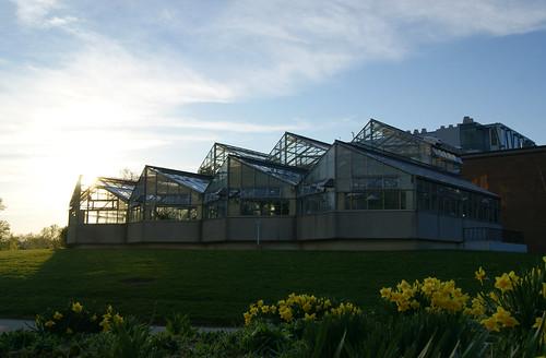 University of Waterloo Greenhouses