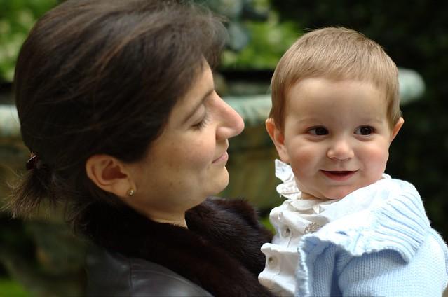 128/366: Mi sobri y su mami
