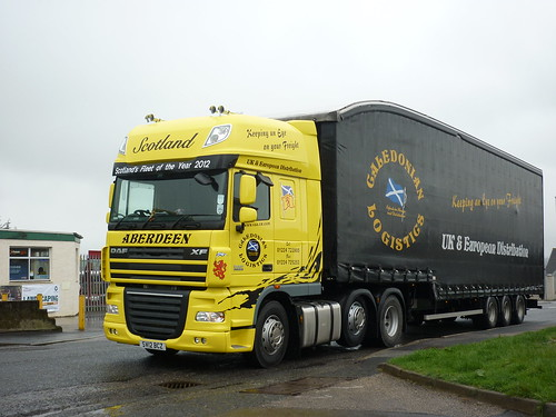 scottish fleet of the year 2012