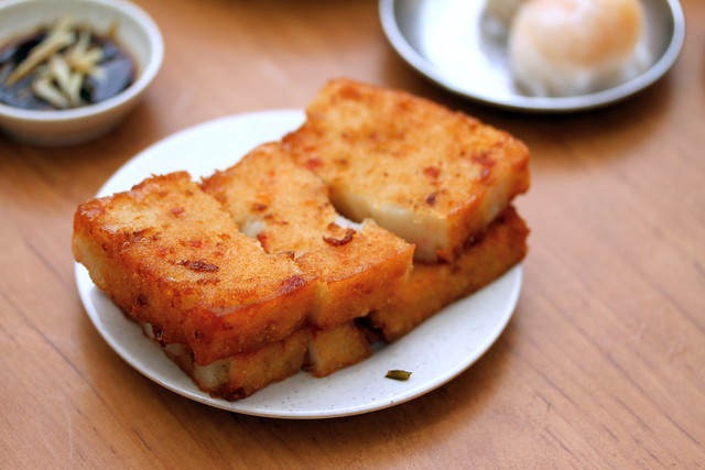 Swee Choon Tim Sum Restaurant's Carrot Cake (萝卜糕)