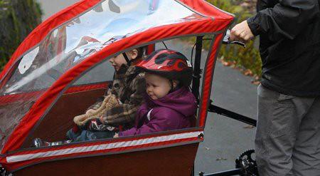 Ken W's cargo bike