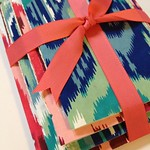 10 - Decorative Wrapping Paper Notebook