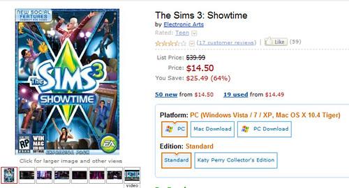Showtime Amazon 2