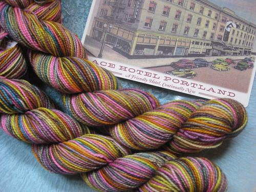 Portland Yarn Score