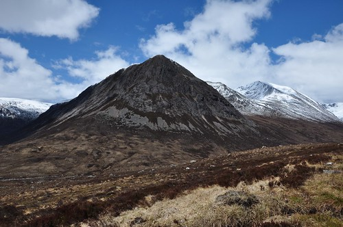 The Devils Point & Cairn Toul