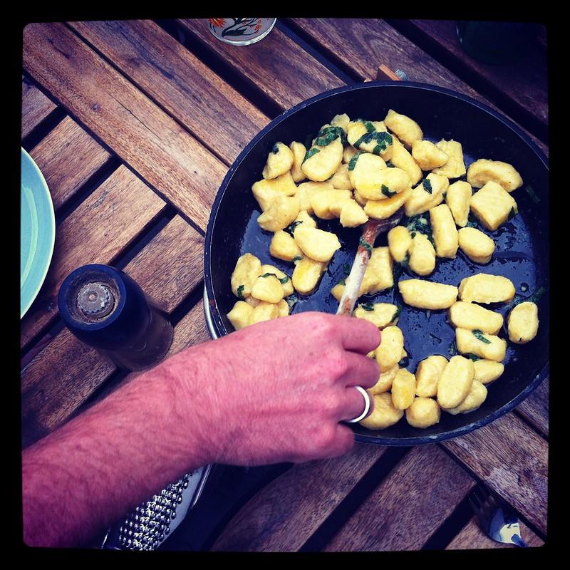 Gnocchis in Salbeibutter
