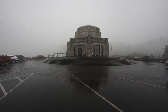 fog, vista house