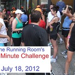 The 20-Minute Challenge - Registered Runners