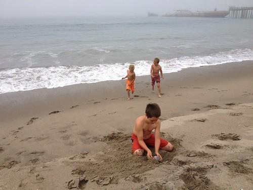 Seacliff Beach