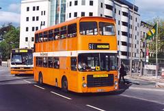 Cardiff Bus.