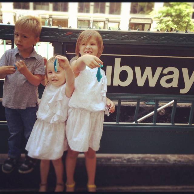 subway insta