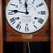 Cadran de pointeuse Lambert ©musee de l'horlogerie