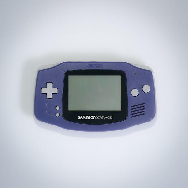 Game Boy Advance (2001)  Flickr - Photo Sharing!