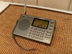 weighing scale(0.0), communication device(1.0), radio(1.0), electronics(1.0), gadget(1.0),