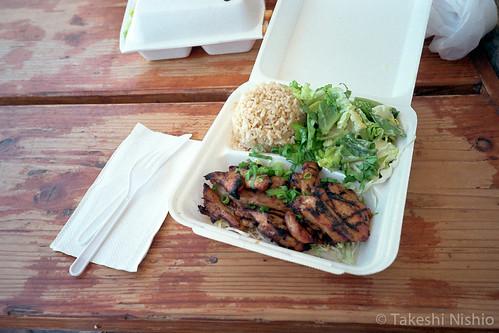 照り焼きチキン / Teriyaki chicken