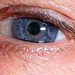 My eye by Roger Blackwell
