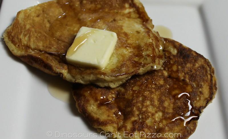 Edna Mae's Sour Cream Pancakes – Nance and Robyn make the same ...