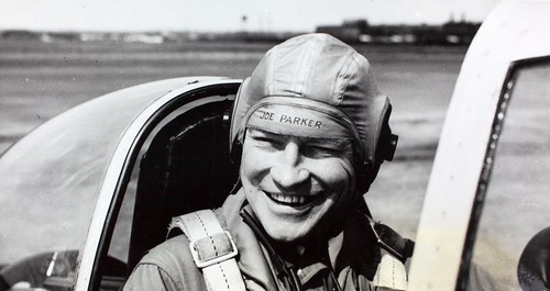 Republic Aviation Test Pilot Joe Parker