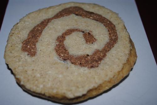Cinnamon Swirl Oatmeal Pancakes (4)