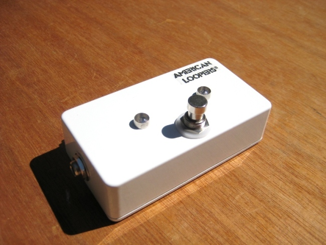american loopers vex ab switch box w loops true bypass master loop guitar pedal ebay. Black Bedroom Furniture Sets. Home Design Ideas